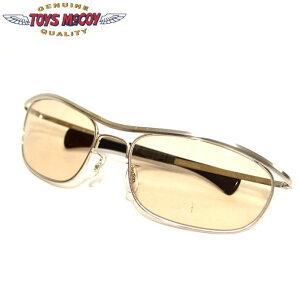 トイズマッコイ TOYS McCOY TMA2006 イージーライダーバイカーシェード シルバー色 サングラス EASY RIDER BIKER SHADE TITANIUM SPECIAL 眼鏡 送料無料 新作