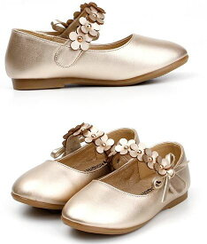 773c3d9a5e5ab 4色展開 ゴールド ブラック ホワイト レッド 子供靴 フォーマル ゴールド 白