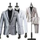 6色 メンズ スーツ スーツセット 上下セット タキシード メンズ タキシード パンツ 演出服 フォーマル 結婚式…