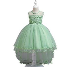 05eb7ee14b07a 5色展開 ミニドレス 子供ドレス 花柄 フォーマル ワンピース キッズ服 子供服 女の子