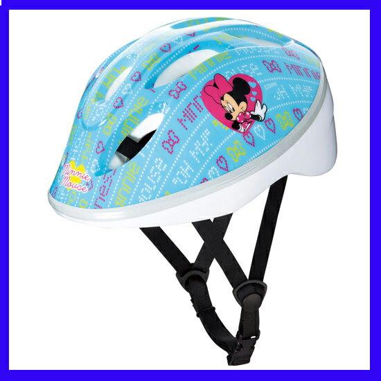 キッズヘルメット / Sサイズ ミニーマウス(ブルー)