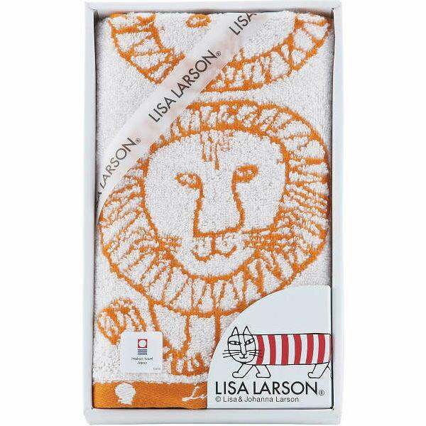 【送料込み】【送料無料】【ポイント2倍】リサ・ラーソン(LISA LARSON)シンプルシリーズウォッシュタオル(オレンジ)imabari towel(今治タオル)【出産内祝い 内祝い お返し 御祝のお返し】【御中元 御歳暮 インスタ映え】