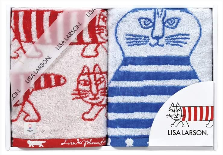 【送料込み】【送料無料】【ポイント2倍】リサ・ラーソン(LISA LARSON)シンプルシリーズウォッシュタオルセットimabari towel(今治タオル)【出産内祝い 内祝い お返し 御祝のお返し】【御中元 御歳暮 インスタ映え】