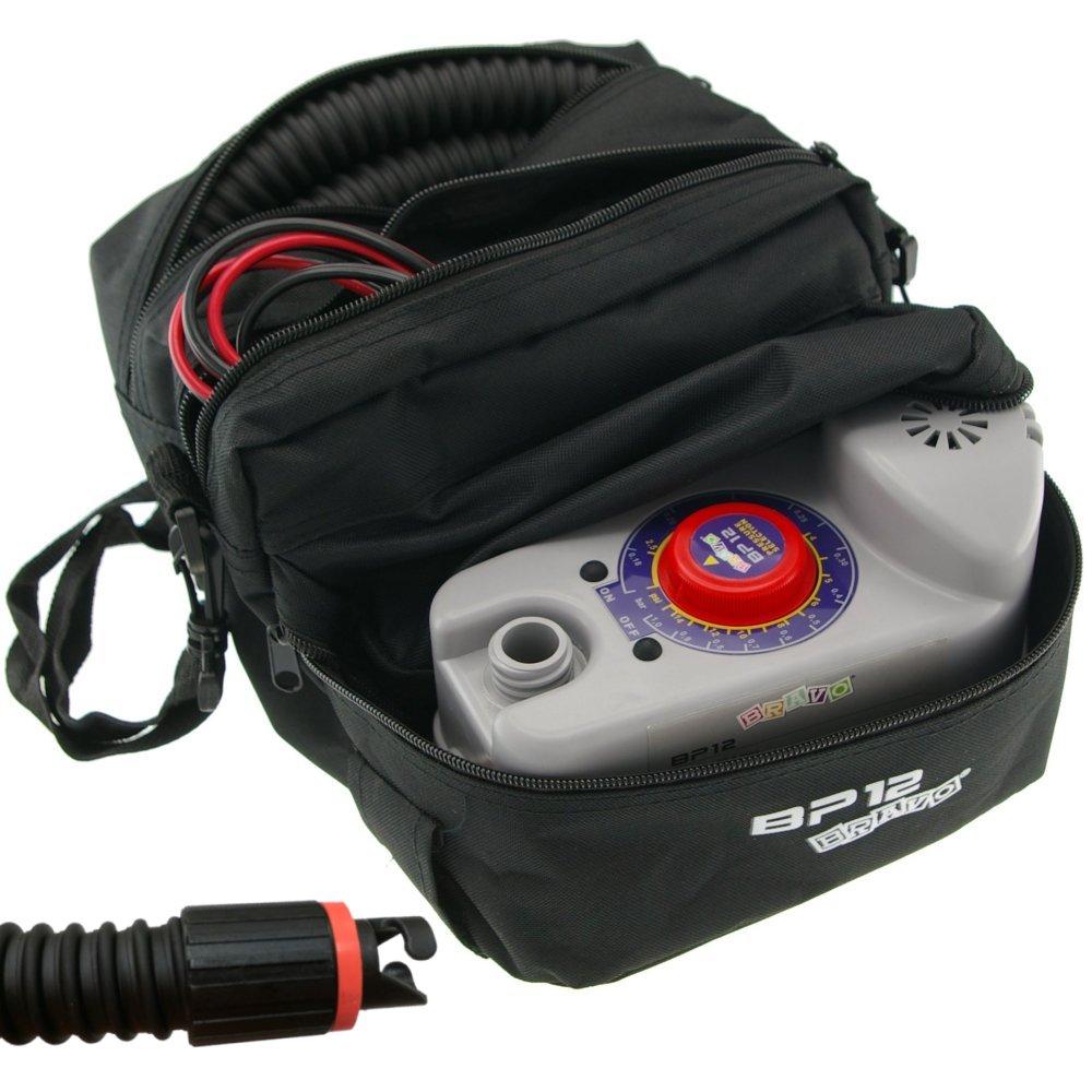 【airSUP】超高圧電動ポンプ(スタンドアップパドルボード / BP-12 / MiniCatカタマランヨット) air sup