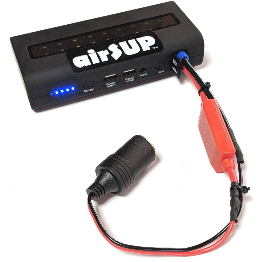 リチウム 電池 超高圧 電動 air ポンプ HP-20 用 バッテリーキット airSUP パドルボード インフレータブル SUP 用