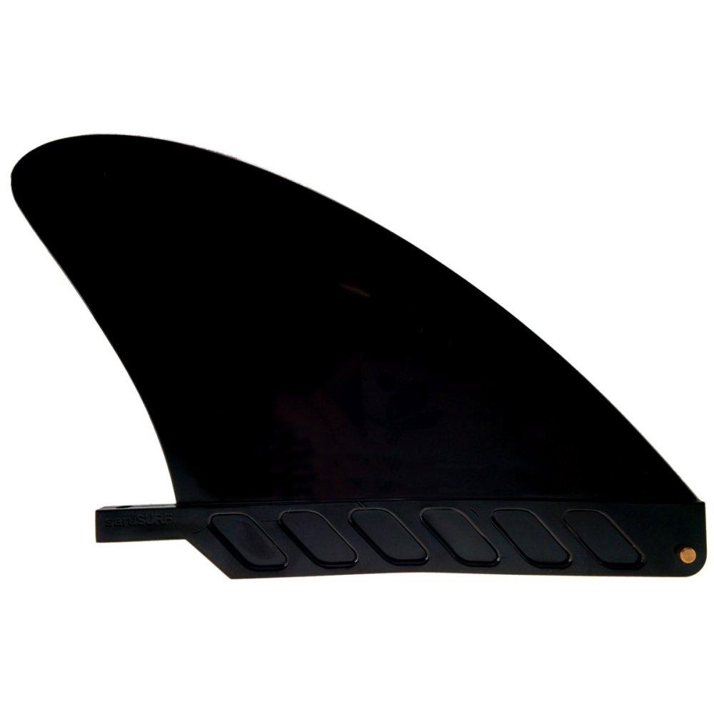 "【saruSURF】センターフィン 4.6"" インチ ロングボード用 SUP用 フィン airSUP Fin [air SUP 用]"