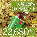天然ひば油100ml 10本セット