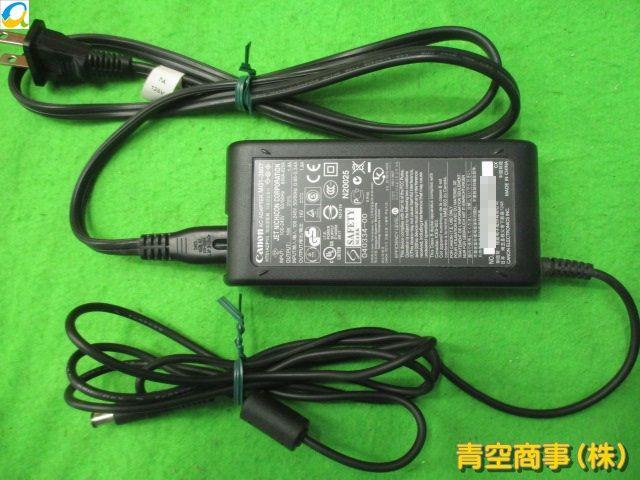【中古】CANON MG1-3607 ACアダプタ 16V-1.8A 極性統一 5番[b7345]