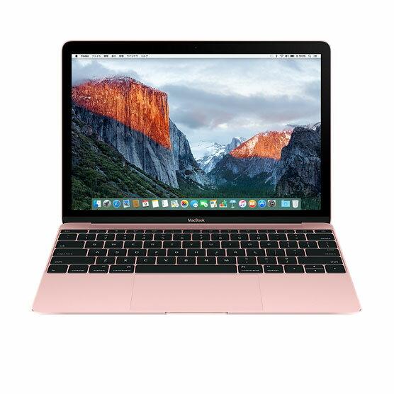 MacBook 12インチ [1100] Windows 10プリインストール済みモデル