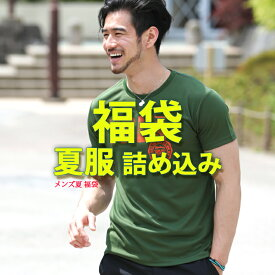 福袋 メンズ 夏 ARCADE 数量限定 期間限定 合計4点以上 メンズ 夏服 Tシャツ カットソー