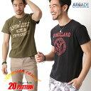【2枚目半額!】Tシャツ メンズ 半袖tシャツ アメカジ tシャツ メンズ 夏 tシャツ カレッジロゴ アメカジTシャツ メン…