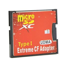 マイクロSD microSD → コンパクトフラッシュ 変換アダプター 〜64GB対応 SelectA