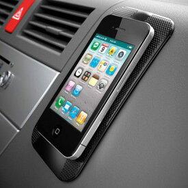 車載ホルダー iPhone Android スマホ対応 粘着シリコンパッド セルラーライン XL-GRIP