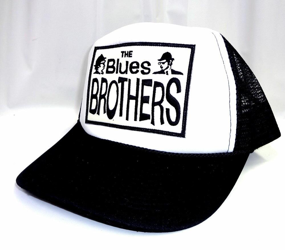 アメカジメッシュキャップ★MESH CAP★THE BLUES BROTHERS  ザ・ブルース・ブラザーズ