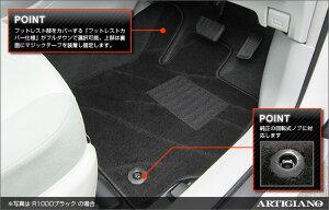 プリウスα(アルファ)5人運転席フロアマットZVW41(H23年5月〜)前期/後期対応ハイブリッドHV アルティジャーノフロアマット フロアーマットカーマット自動車マット