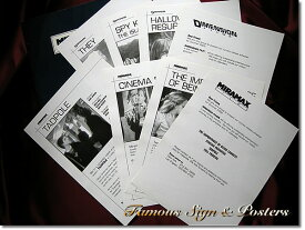 【映画パンフレット】 MIRAMAX & DIMENSIONフィルム(2002年夏) (スパイキッズ2 等) /アメリカ 英語版 希少 レアグッズ 【中古】