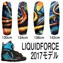 ウェイクボード リキッドフォース セット 2017 Liquid Force TRIP + 2017 Liquid Force INDEX BOOT