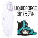 ウェイクボード 女性用 リキッドフォース セット 2017 Liquid Force ANGEL + 2017 Liquid Force PLUSH BOOT