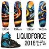 ウェイクボードリキッドフォースセット2018LiquidForceTRIP+INDEXBOOT