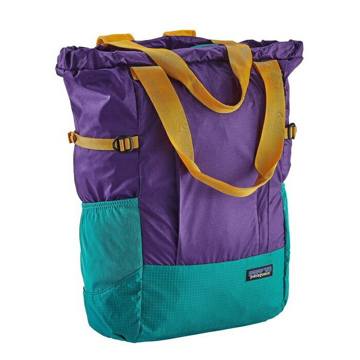2017年モデル Patagonia Lightweight Travel Tote Pack 22 Liters Purple (PUR)