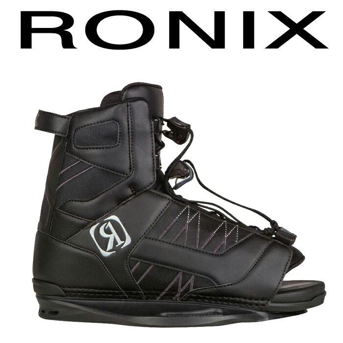 ウェイクボード ロニックス ブーツ 2018 RONIX DIVIDE BOOT