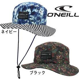 オニール サーフハット 正規品 2018 O'NEILL WMS UVP HAT 帽子 ネイビー/ブラック #628-921