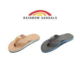 レインボーサンダル プレミアム レザー 選べる2色RAINBOW SANDALS 301ALTS PREMIER BLUE