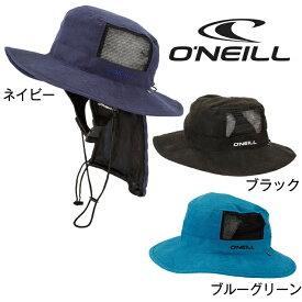 オニール サーフハット 正規品 2019 O'NEILL M's UVP HAT 帽子 ネイビー /ブラック/ブルーグリーン #619-928