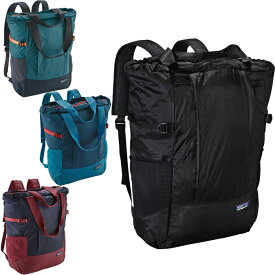 全4色! 2019年モデル Patagonia Lightweight Travel Tote Pack 22 Liters