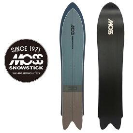 2019-20モデル MOSS SNOWSTICK WING SW 157.2cm モス スノースティック 正規品 専用ソールカバー付