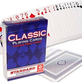 トランプ 青 世界No1カードメーカー カルタムンディ社製 ポーカー ブラックジャック ババ抜き 大富豪 クラシックトランプ Ag017
