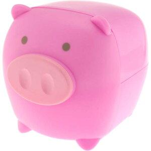 送料無料 ブタの貯金箱 ピンク お金を入れるとブタが鳴く EX-2917 ブヒブヒ鳴く 豚の貯金箱 すぐにお金取り出せる貯金箱 Ha192