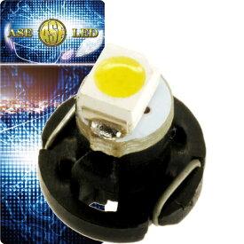 送料無料 T3 LEDバルブホワイト1個 T3 LEDメーター球パネル球 高輝度SMD T3 LEDメーター球パネル球 明るいT3 LED バルブ メーター球パネル球ウェッジ球 as174