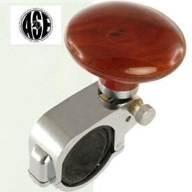 送料無料 ハンドルノブ ステアリングノブ ウッド 操作しやすいハンドルノブ 有ると便利ハンドルノブ 疲れにくいハンドルスピンナー as1343