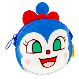 送料無料 コキンちゃん コインパース 小銭入れ 財布 キャラクターグッズ コインケース アンパンマンシリーズ ms045