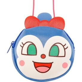 送料無料 こきんちゃん ミニポシェット コインケース 小銭入れ キャラクターグッズ アンパンマンシリーズ ms073