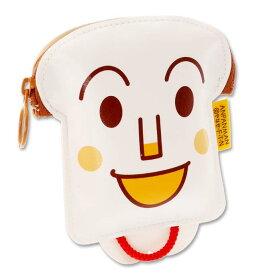 送料無料 食パンマン コインパース 小銭入れ 財布 キャラクターグッズ コインケース アンパンマンシリーズ ms043