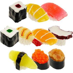 送料無料 寿司ストラップ50個入り 食品サンプルみたいなストラップ 縁日 祭り 景品 プレゼントにも最適 おいしそうなストラップ nx003-50
