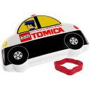 送料無料 トミカ パトカー ダイカットランチボックス お弁当箱 LBD2 キャラクターグッズ トミカ TOMICA ランチボック…