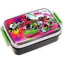送料無料 スプラトゥーン2 食洗機OK ランチボックス 弁当箱 RB3A キャラクターグッズ タイトランチボックス お弁当箱 …