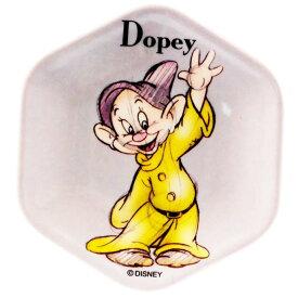 送料無料 白雪姫 七人のこびと Dopey メラミンプレート 皿 MPHN1 キャラクターグッズ 割れにくいお皿 Sk586