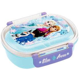 送料無料 アナと雪の女王 ふわっと盛付ランチボックス弁当箱 QAF2BA キャラクターグッズ お子様用お弁当箱 360ml Sk372