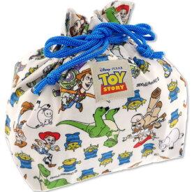 送料無料 トイストーリー 保冷 お弁当箱入れ 巾着袋 KBC7 キャラクターグッズ 保冷ランチボックス巾着袋 Sk1477