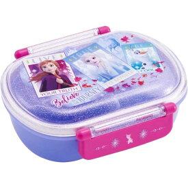 送料無料 アナと雪の女王 FROZEN2 ランチボックス 弁当箱 QAF2BA キャラクターグッズ お子様用お弁当箱 360ml Sk392