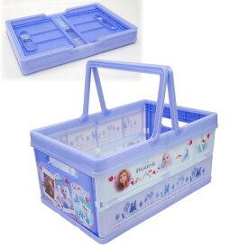 送料無料 アナと雪の女王 FROZEN2 折りたたみボックス BWOT13 キャラクターグッズ 収納ボックス 小物入れ Sk1624