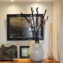 ストーン フラワーベース 3点セット (マーブル40cm B) 【 花瓶 花器 大理石 人造石 石 Terrazzo(テラゾ) 鉢 バリ 雑貨…