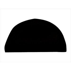 【1個までメール便可】[asics]アシックス競泳用キャップメッシュキャップ(DH-610)(90)ブラック