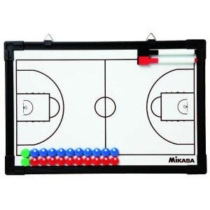 [Mikasa]ミカサバスケットボール用 作戦盤フル・ハーフ両面タイプ(SBB)※ラッピング不可商品です