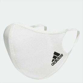 【2点までメール便可】[adidas]アディダスジュニア用フェイスカバー 3枚組(JMC44)(H34588)ホワイト