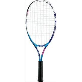 [YONEX]ヨネックスジュニアテニスラケットエースゲート59(ACE59G)(524)ブルー/ネイビー※ガット張上げ済